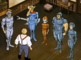 SilverHawks Animated Series Character Guide
