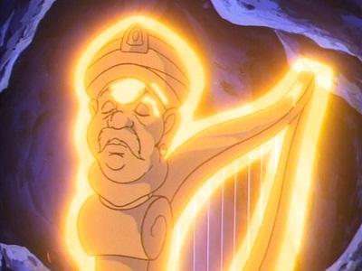 Great Golden Harp