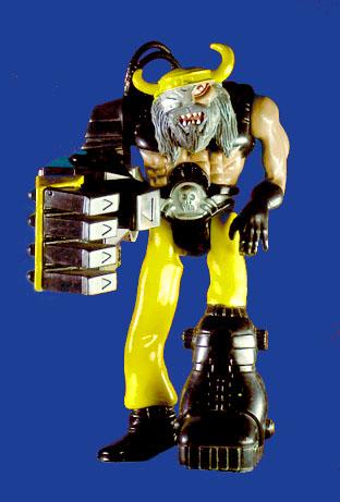 Playful Toyline: Hammerhand