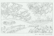 Original Character Art - Berbil Fruit Fields - 001