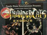ThunderCats Vol.1: Exodus (Big Box)