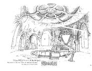 Original Concept Art - Castle Plun-Dare - Fourwinds - 001