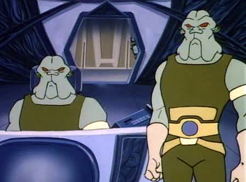 Captain Shiner's Crew