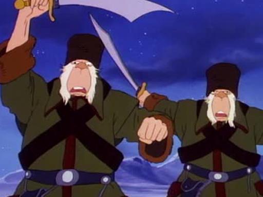 Queen Tartara's Guards