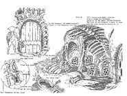 Original Concept Art - Castle Plun-Dare - Dungeon - 001