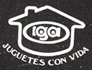 IGA Toys logo