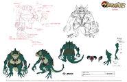 Original Concept Designs 2011 - Slithe - 001