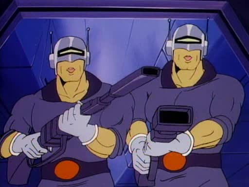 Grey Prison Planet Guards