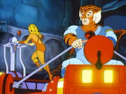 Wild Workout Thundercats - 010