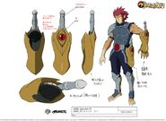 Original Concept Designs 2011 - Thundercats - 002