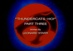 Thundercats Ho - Part III - Title Card.png