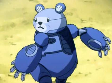 Ro-Bear Bob (2011)