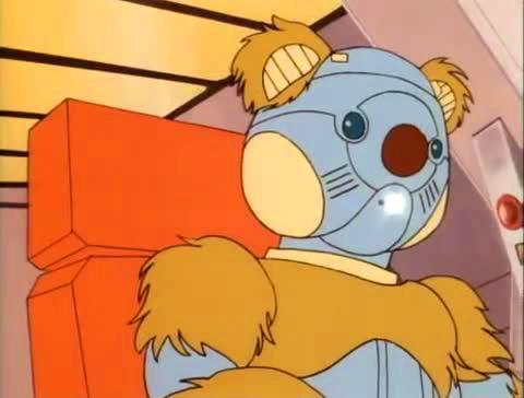 Ro-Bear Bob