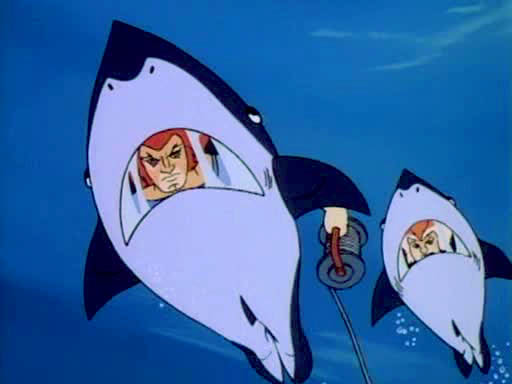 Shark Suits