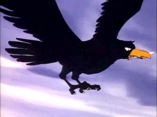 Giant Crow