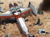 Thundercats (2011) Vehicles
