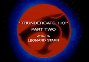 Thundercats Ho - Part II - Title Card.png