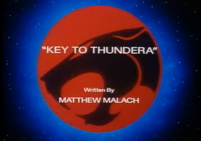 Key To Thundera - Title Card.png