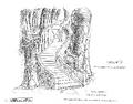 Original Concept Art - Castle Plun-Dare - Basement - 001