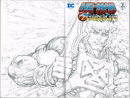 He-Man - ThunderCats - Unpublished Cover 1 - He-Man