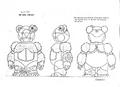 Original Concept Art - Ro-Ber-Belle
