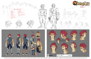 Original Concept Designs 2011 - Lion-O - 002