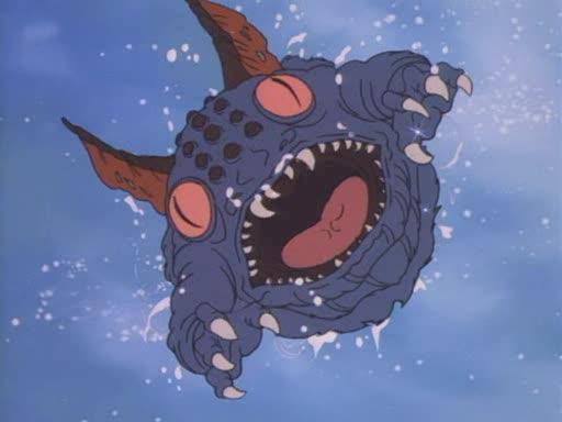 Astral Moat Monster