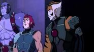 ThunderCats - The Forrest of Magi Oar - Clip 2