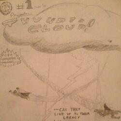 Thunder Cloud (2006 comic)