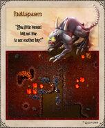 Hellspawn Artwork
