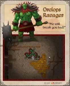 Orclops Ravager