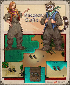 Rascoohan Outfits Artwork
