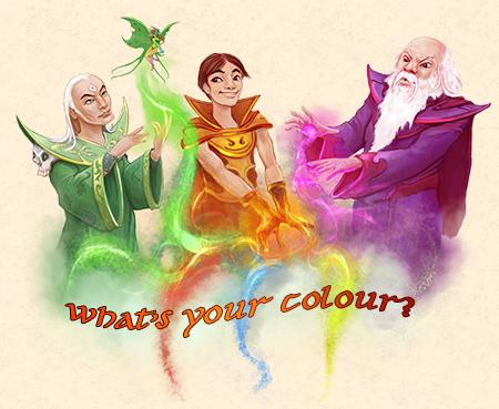 The Colours of Magic