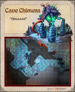 Cave Chimera Artwork
