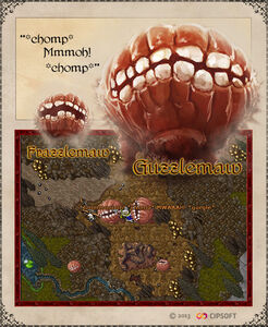 Frazzlemaw and Guzzlemaw