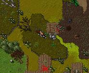 Goblin Merchant Quest Sign
