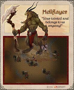 Hellflayer Artwork