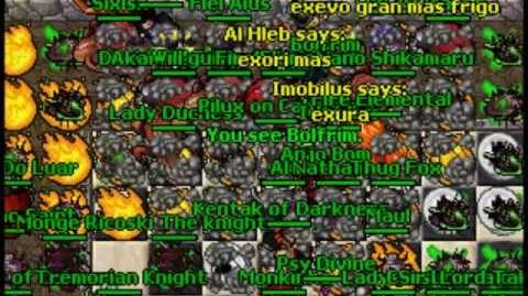 Tibia's_15th_Anniversary!_Testers_Delany,_Bolfrim_and_Siramal_fight!