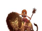 Noble Lion (Mount)
