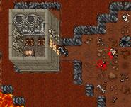 Kazordoon Dwarf Mine Sealed Door