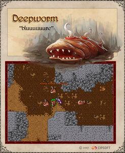 Deepworm Artwork