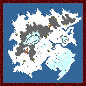 Winterlight Solstice Map
