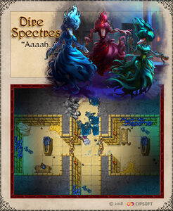 Dire Spectres