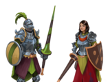 Jouster Outfits