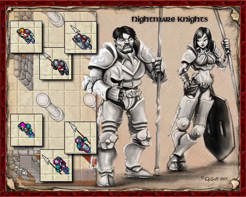 Nightmare Outfits
