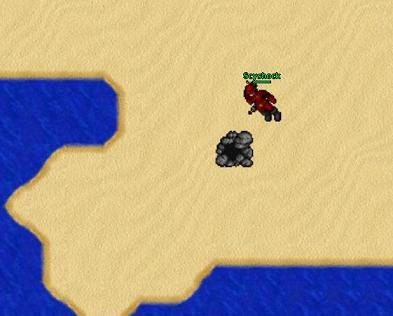 The Ancient Tombs Quest