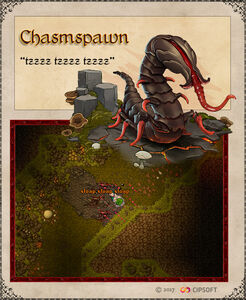 Chasm Spawn Artwork