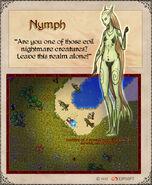 Nymph Artwork