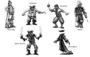 Pirates Concept Artwork