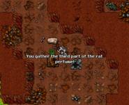 Goblin Merchant Quest Rotworm Fart